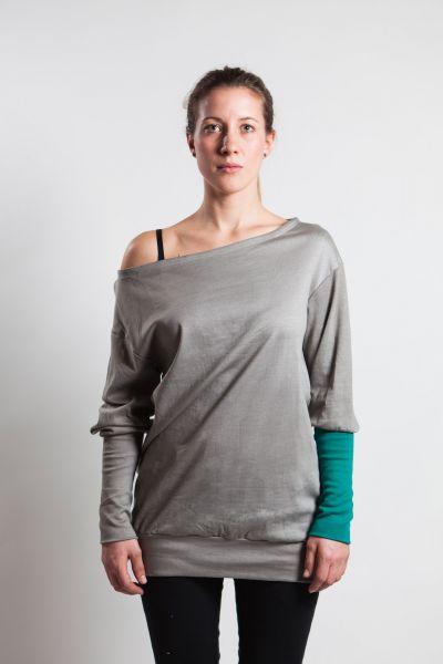 marah dress lt grey